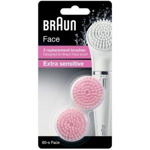 Braun Extra Sensitive 80-S náhradné hlavice