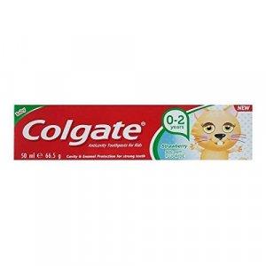 Colgate Strawberry detská zubná pasta 50ml