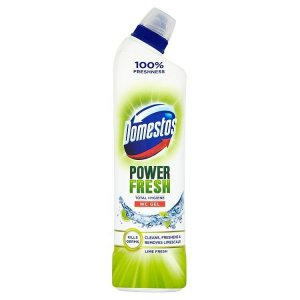 Domestos Lime Fresh antibakteriálny WC čistič 700ml
