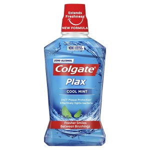 Colgate ústna voda 500ml Plax Cool Mint
