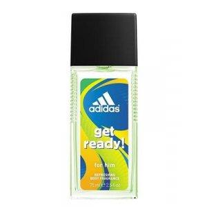 Adidas Get Ready! pánsky deodorant v skle 75ml