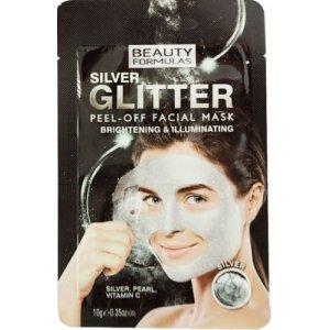 Beauty Formulas zlupovacia strieborná maska na tvár 10g