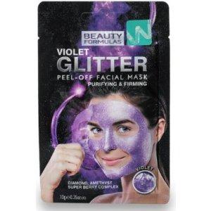 Beauty Formulas zlupovacia fialová maska na tvár 10g