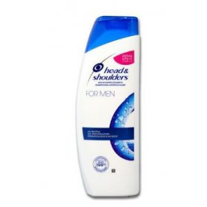 Head&Shoulders For Men šampón proti lupinám 400ml