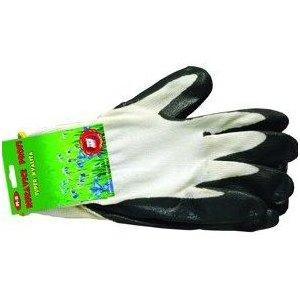 Velvet rukavice profi č.L