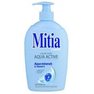 Mitia Aqua Active tekuté mydlo s dávkovačom 500ml