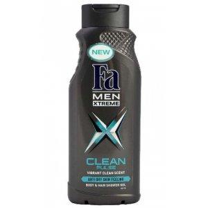 Fa Xtreme Clean Pulse pánsky sprchovací gél 400ml