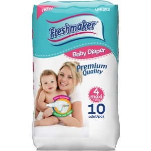 Freshmaker Premium destké plienky 10ks (7-18kg) Maxi