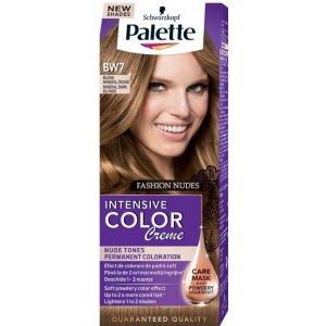 Palette ICC farba na vlasy 50ml BW7