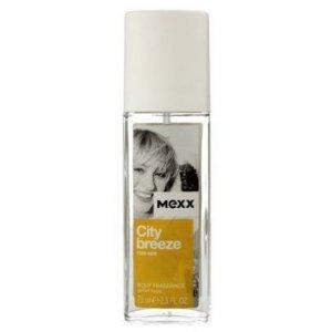 Mexx City Breeze dámsky dezodorant v skle 75ml