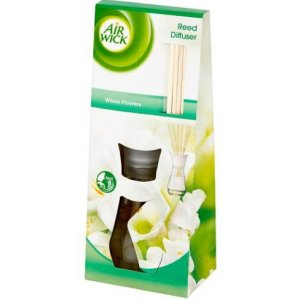 Air Wick White Flowers vonné tyčinky 25ml