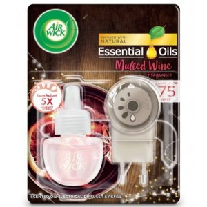 Air Wick Mulled Wine elektrický osviežovač 19ml