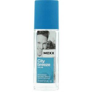 Mexx City Breeze pánsky dezodorant v skle 75ml