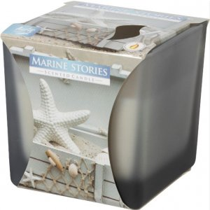 Bispol Marine Stories vonná sviečka snk80m-318