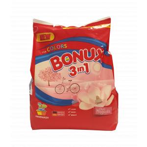 Bonux Pure Magnolia prací prášok na ručné pranie 400g 7PD