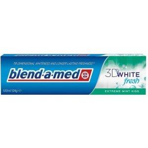 Blend-a-Med 3D White Extreme Mint zubná pasta 100ml