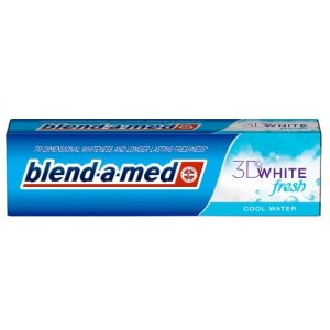 Blend-a-Med 3D White Cool Water zubná pasta 100ml