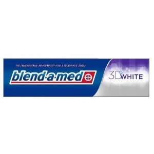 Blend-a-Med 3D White zubná pasta 100ml