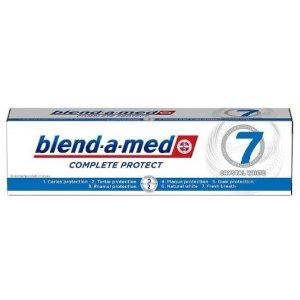 Blend-a-Med Complete 7 Crystal White zubná pasta 100ml