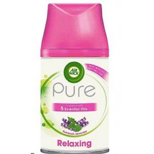 Air Wick Pure Relaxing náplň do osviežovača vzduchu 250ml