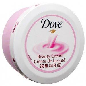 Dove Beauty Cream dámsky pleťový a telový krém 250ml