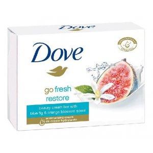 Dove Blue Fig&Orange Blossom krémové toaletné mydlo 100g