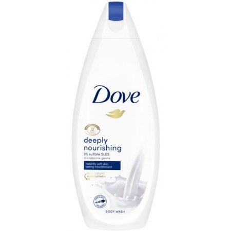 Dove Deeply Nourishing dámsky sprchový gél 250ml