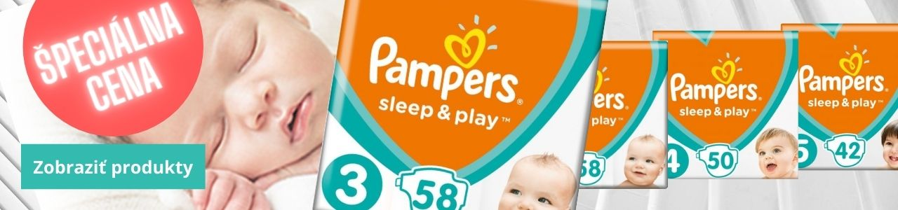 Pampers Sllep&Play