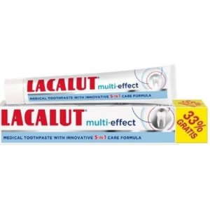 Lacalut Multi-Effect zubná pasta
