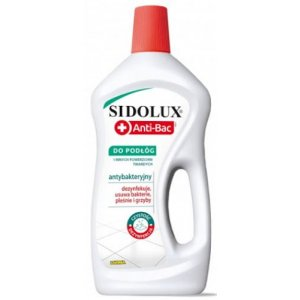 Sidolux čistič s antibakteriálnou zložkou na podlahy 750ml