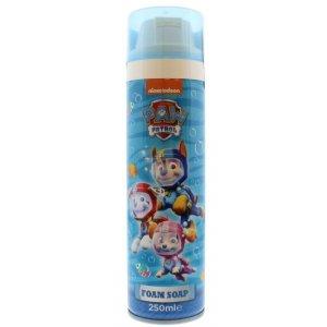 Paw Patrol detská sprchovacia pena 250ml