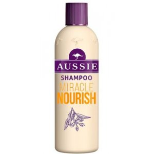 Aussie Miracle Nourish šampón 300ml