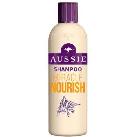 Aussie Miracle Nourish šampón 300ml