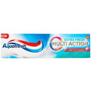 Aquafresh Multi Action Extra Fresh zubná pasta 75ml