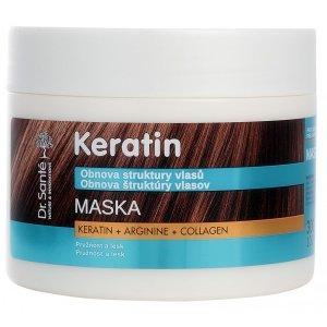 Dr.Santé Keratin maska na vlasy 300ml
