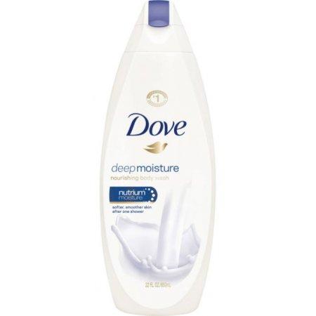 Dove Deep Moisture sprchový gél 700ml