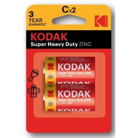 Kodak Super Heavy Duty ZINC Cx2ks 1,5V baterky