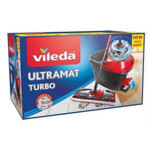 Vileda Ultramat Turbo komplet set  (Mop+vedro so šliapacím pedálom)