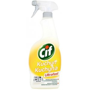 Cif Ultrafast na kuchyne 750ml