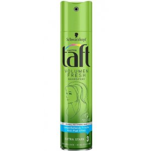 Taft Volume Fresh Long lak na vlasy č.3 250ml