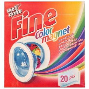 Fine obrúsky pohlcujúce farbu 20ks Color