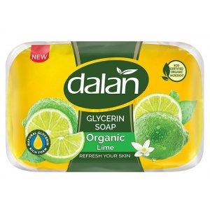 Dalan glycerínové mydlo 100g Organic Lime