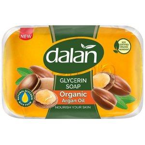 Dalan glycerínové mydlo 100g Organic Argan oil