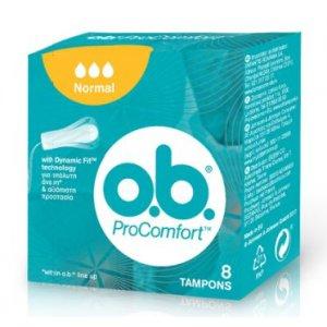 O.B.pro comfort normal tampóny 8ks