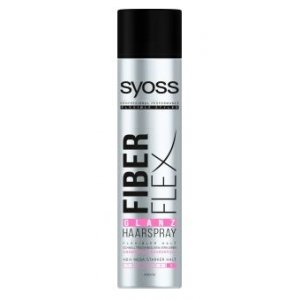 Syoss Fiber Flex Flexible Hold 5 lak na vlasy 400ml