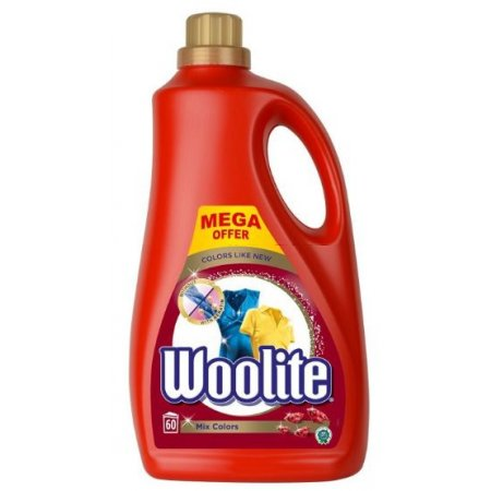 Woolite Extra Color prací gél 3,6l na 60 praní