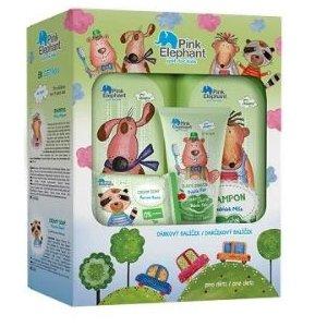 Pink Elephant detský darčekový set pre chlapcov 4ks