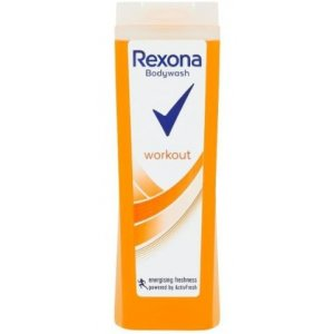 Rexona Workout dámsky sprchový gél 250ml
