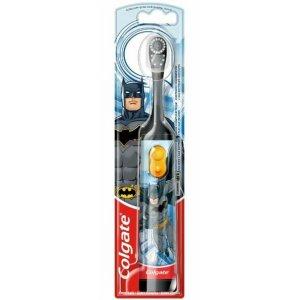 Colgate Batman detská elektrická zubná kefka 1ks