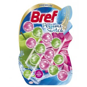 Bref Perfume Switch Green Apple&Water Lily 3x50g